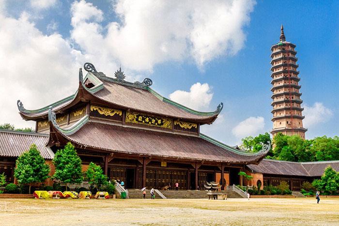 Pagoda Bai Dinh en Ninh Binh