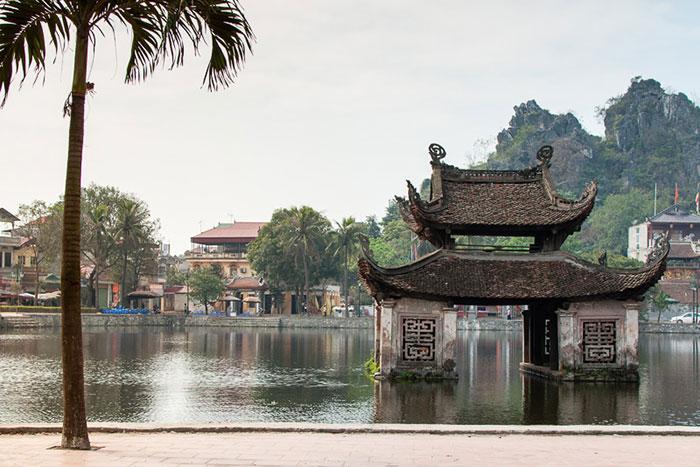 Pagoda del Maestro en Hanoi