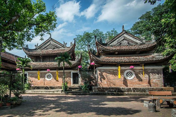 Pagoda Tay Phuong en Hanoi
