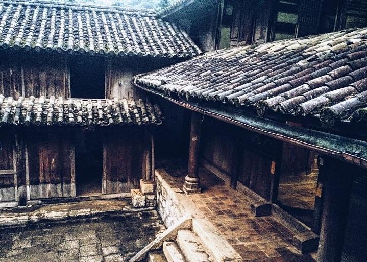 El palacio del rey hmong en Ha Giang