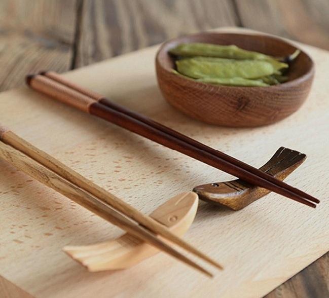 Palillos tradicionales en Vietnam