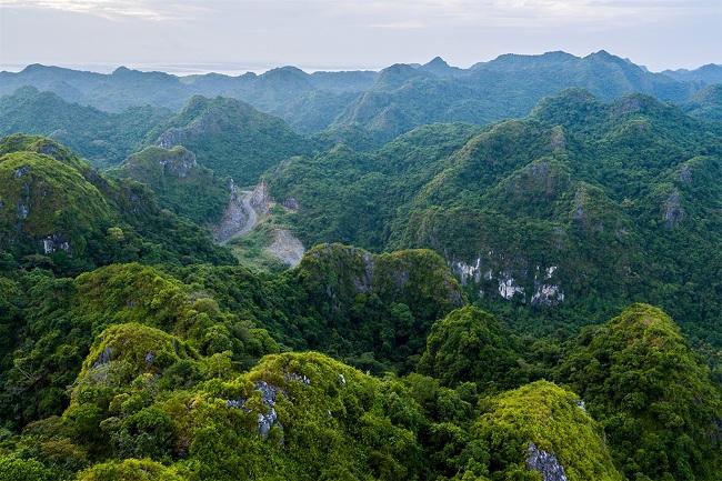 Parque Nacional de Cat Ba
