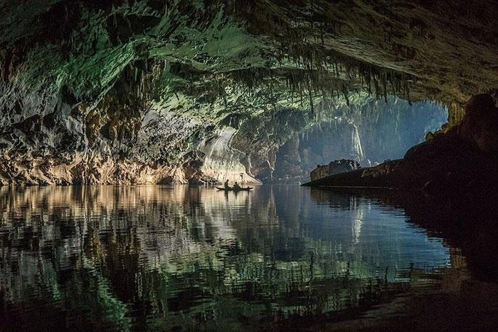 Parque Nacional Hin Nammo en Laos