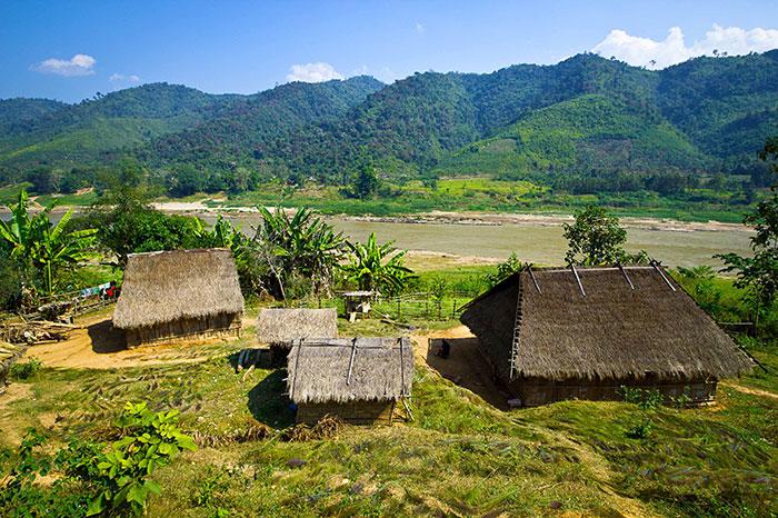 Parque Nacional Nam Ha en Laos
