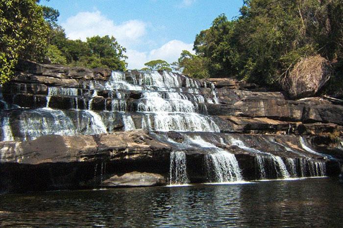 Parque Nacional Phou Khao Khouay en Laos