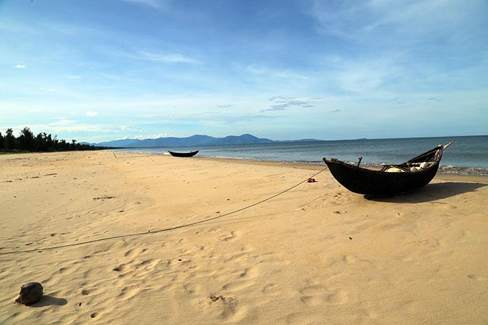 Playa Nhat Le en Dong Hoi