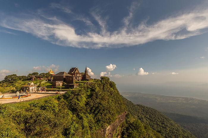 Parque Nacional Preah Monivong en Camboya