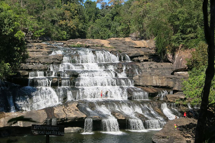 Parque Nacional Phou Khao Khouay en Vientiane Laos