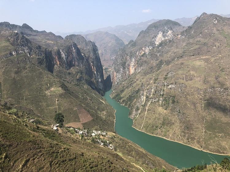 El paso Ma Mi Leng en Ha Giang