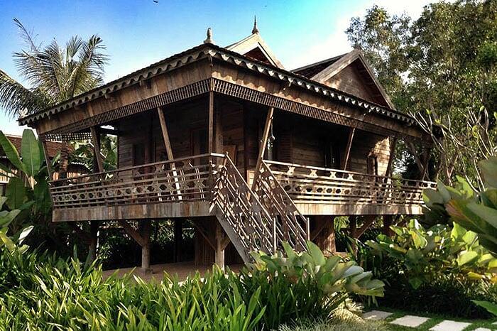 Patrimonio arquitectural de Camboya