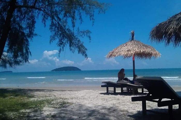 Playa otres en Sihanoukville