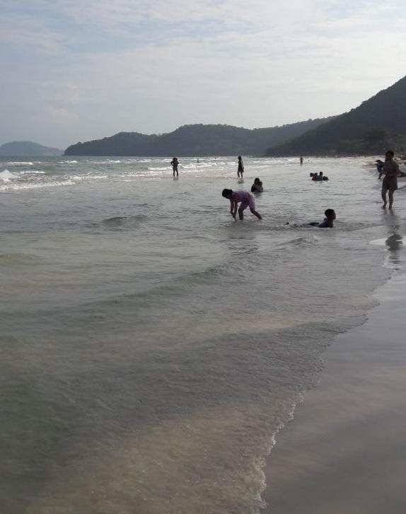 Playa Sao en Phu Quoc