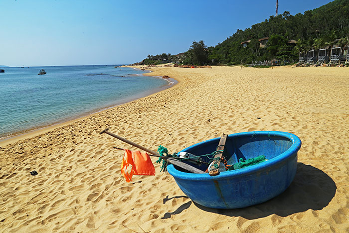 Playa Xep Quy Nhon Vietnam