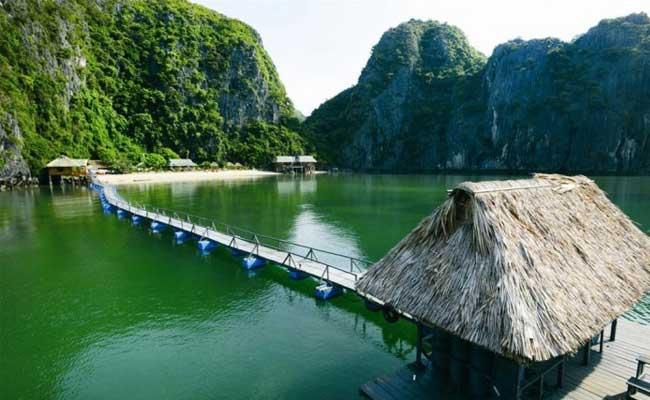 Playas de Cat Ba en Vietnam