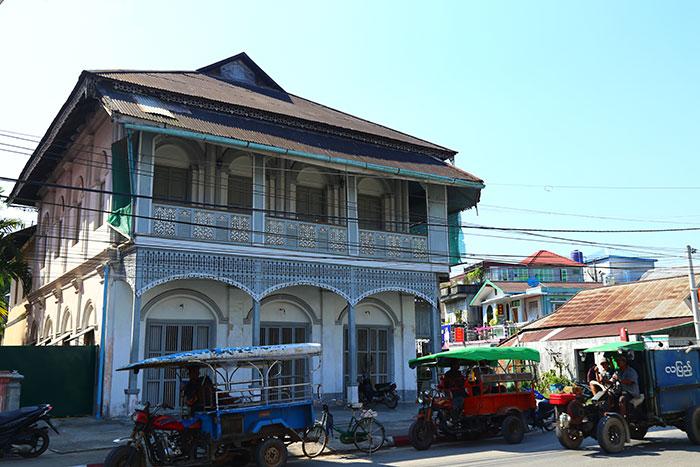 Dawei la perla del sur de Birmania