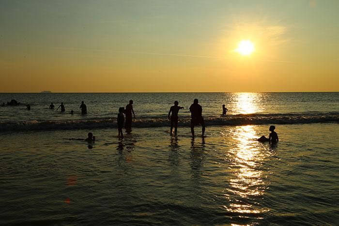 Ka Byar Wa Beach en Birmania