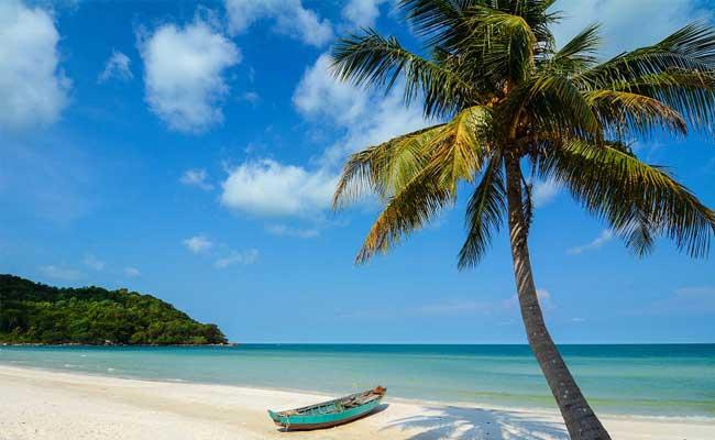 Playas de Phu Quoc Vietnam