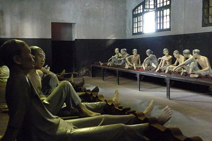 Prision Hoa Lo en Hanoi