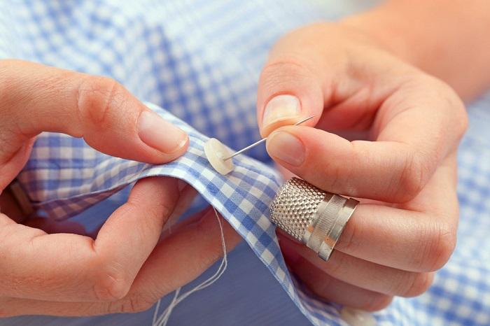 Las prohibiciones observadas durante el Tet costura