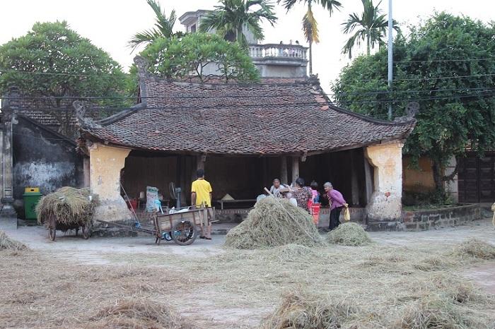 Pueblo de Duong Lam Vietnam