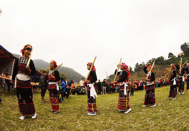 Pueblo etnico de Sapa Vietnam