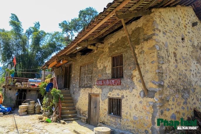 Casa en el pueblo Khuoi Ky en Cao Bang