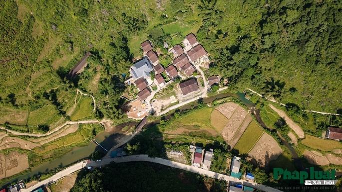 Pueblo de Khuoi Ky en Cao Bang