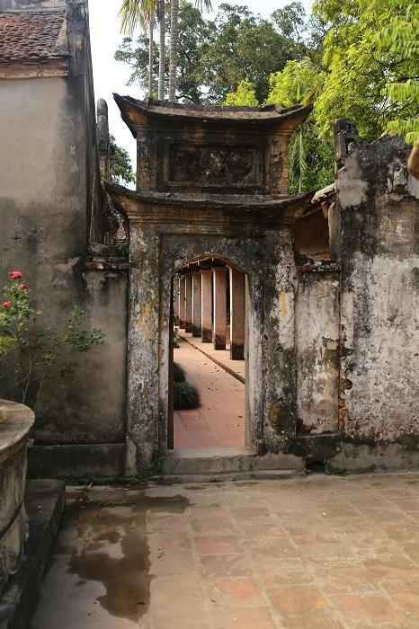 Pueblo de Nom en Hanoi