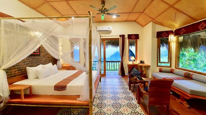 Alojamiento Pu Luong Retreat