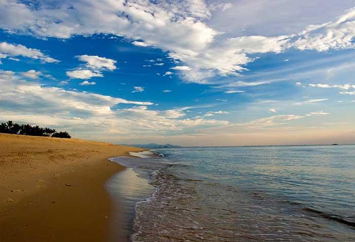 Playa Nhat Le en Quang Binh