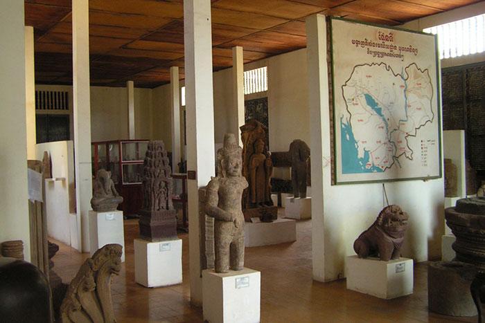 Museo de Battambang en Camboya