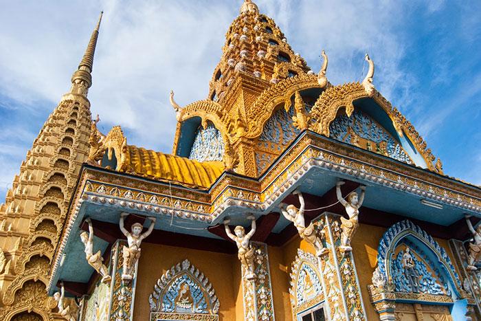 Phnom Sampeu en Battambang