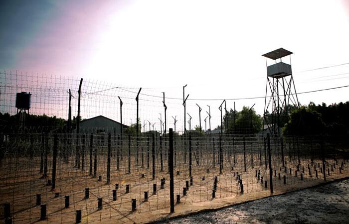 Prision de Phu Quoc Vietnam
