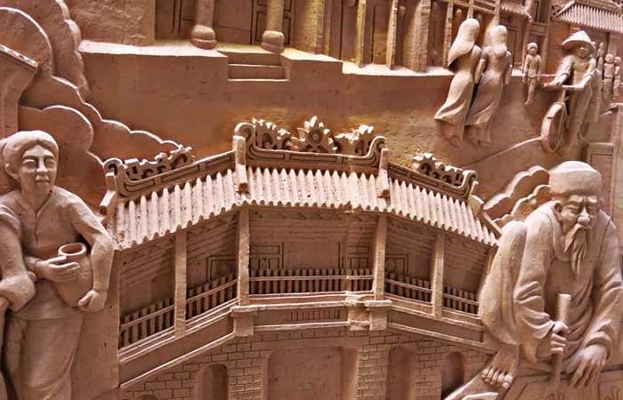 Pueblo de ceramica en Hoi An Vietnam