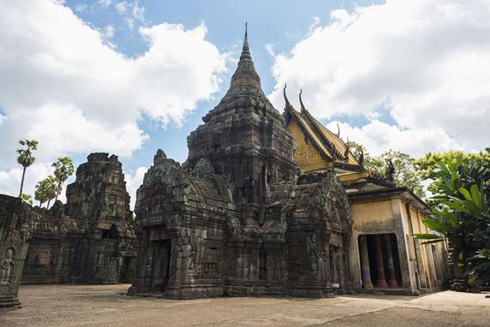 Templo de Wat Nokor Bachey