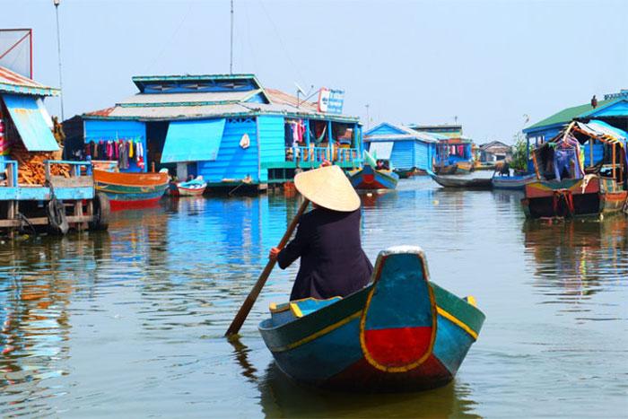 Luong en Camboya