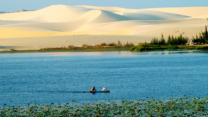 Dunas de arena en Mui Ne Vietnam