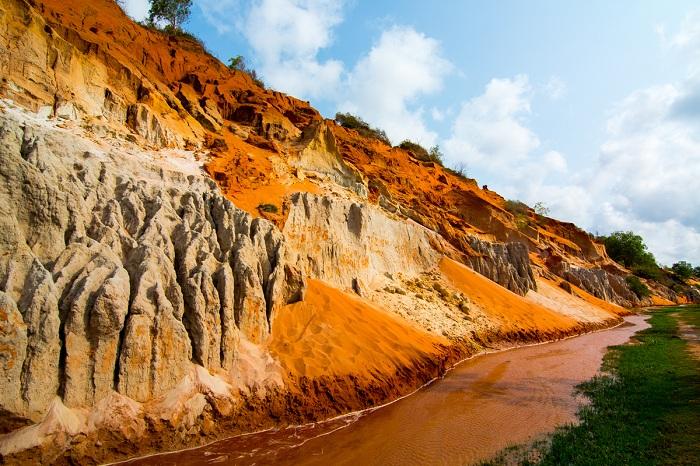 Rio de Hadas en Mui Ne Vietnam