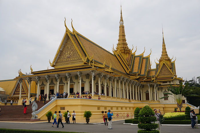 Palacio Real de Nom Pen