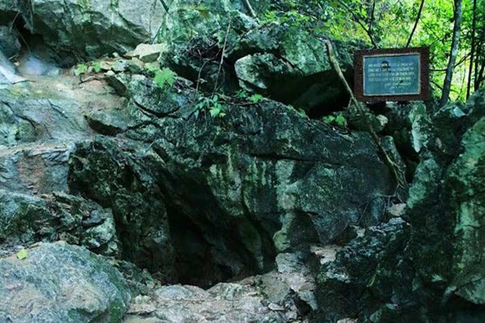 El sitio historico de Pac Bo
