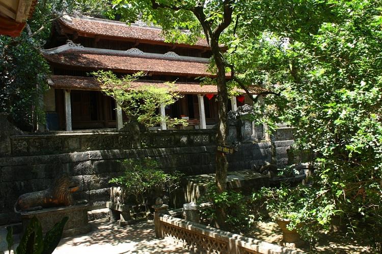 Pagoda de Bich Dong NInh Binh