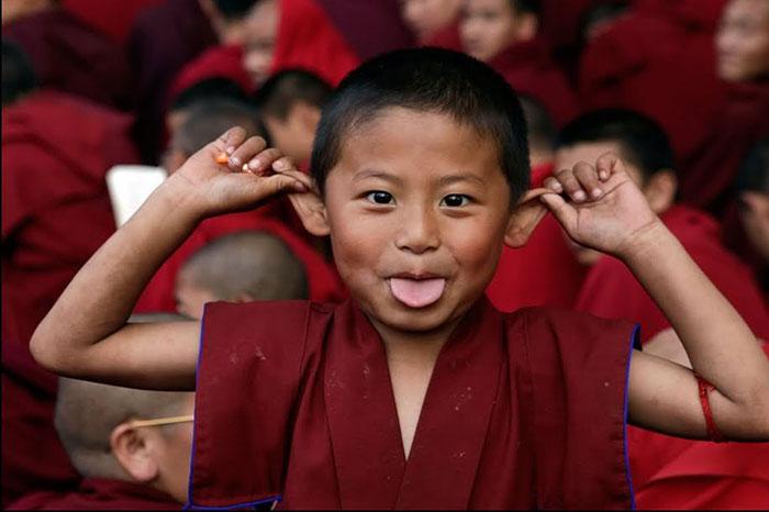 Religion de Myanmar nino birmano