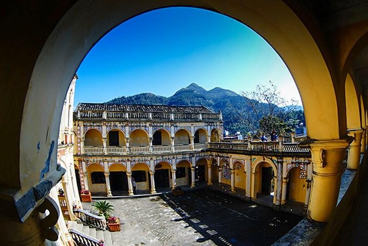 Residencia de Hoang A Tuong en Bac Ha Vietnam