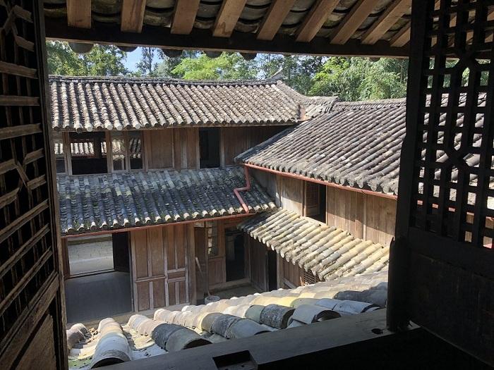 Residencia del rey hmong en Ha Giang