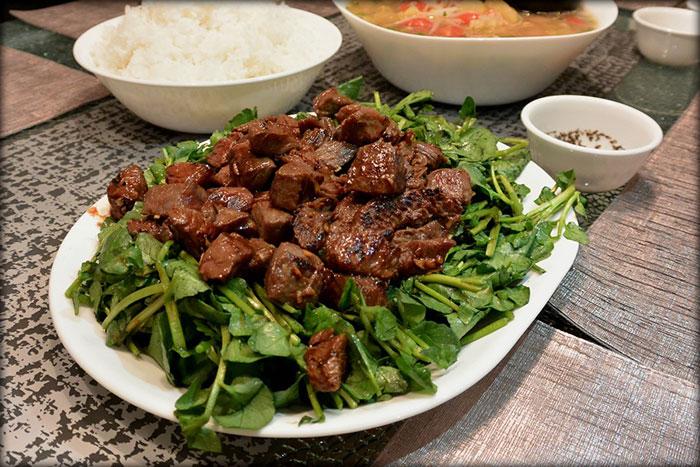 Restaurante Boeung Keng Kang en Nom Pen