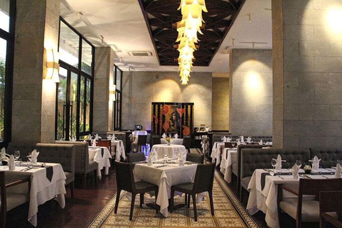 Restaurante Malis en Nom Pen