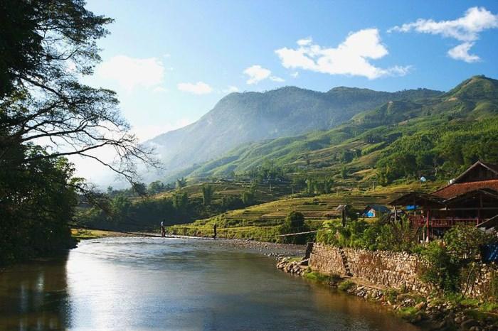 Rio Muong Hoa en Sapa