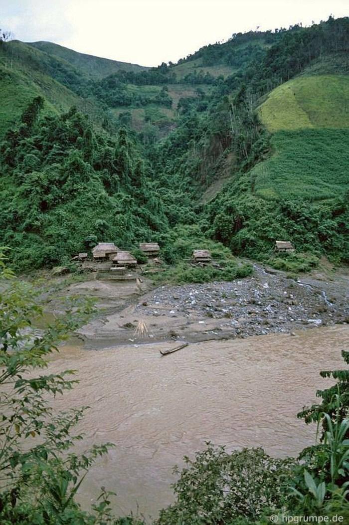 Curso del rio rojo en Sapa