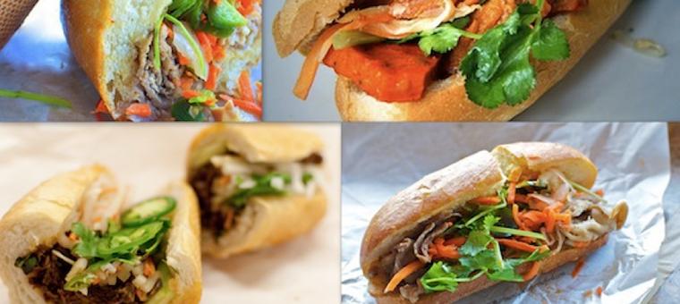 Banh mi sandwich vietnamita