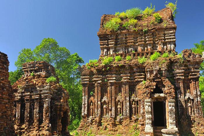 Santuario de My Son Patrimonio de la Unesco
